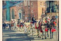 My photos of Cracow (Poland)