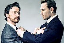 Fassavoy / Fassbender & McAvoy - a perfect team
