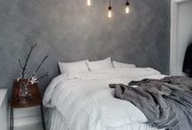 Bedroom   Schlafzimmer / Die schönsten Deko-Tipps und Einrichtungsideen für ein gemütliches Schlafzimmer.
