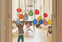 kid party / great ideas for kids' parties.  Crafts and themes.