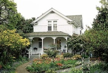 A House is a Home / ~Beautiful homes and architecture that beckon you to come inside~ / by Paula Gildow