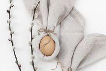 Easter Ideas / DIY und Dekoideen rund um das Thema Ostern, Frühlingsblumen und Osterhasen!   DIYs, freebies and lots of easter decoration ideas!