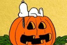Hallowe'en/ Fall / by Sheila Marie