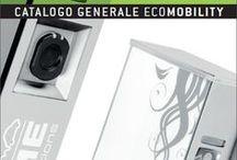 Scame EV Products / Prodotti Scame: Serie Libera per la ricarica dei veicoli elettrici stradali - Scame products: Serie Libera for charging of electric road vehicles