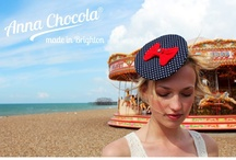 Anna Chocola ® Headwear