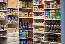 Organize / Declutter and Organize. Makes life easier. / by Heidi McCuddin