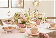 Tea parties / by morethanaribbon