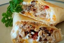Recipes: Enchiladas & Burritos