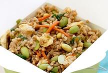 Recipes: Rice & Quinoa