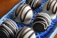 Desserts: Truffles & Balls