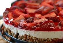Desserts: Parfaits & Salads