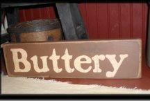 The Buttery / by Paula Gildow