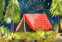 Camping / by Sheila Marie