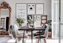 Diningroom   Esszimmer / Kreative Einrichtungsideen für ein modernes und schönes Esszimmer.