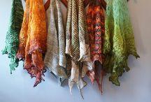 Shawl & scarves