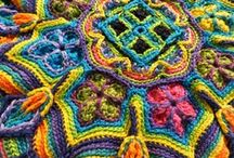 Crochet on the net! / A board dedicated to all the beautiful crochet that I found on the net!