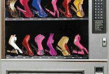 Shoes... Let's get some shoes... Let's get em / Shoes / by nadene Salazar
