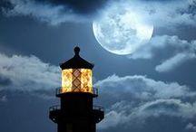 Lighthouses / Beautiful landmarks I wish to visit.  / by Linda A. Kinsman