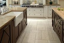 Tile Floors / by Monica Bidwell