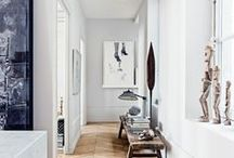 Hallway | Flur / Der erste Eindruck zählt! Die besten Ideen für einen einladenden, aufgeräumten und praktischen Flur. | The best ideas for an organized and practical hallway.