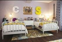 Kids rooms / by Shannon Brooks