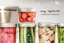 Food preserving / Canning, freezing...