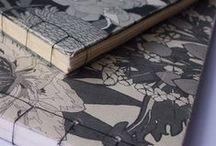 diy: book binding / by Mackenzie Ferguson