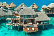 Fantasy Getaway / Just looking at these pictures makes me a little more relaxed :)