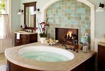 Bed & Bath / My sanctuary.