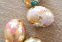 Happy Easter / Some fun Easter party ideas!