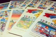 Cuadernos Rubio antiguos