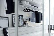 Closets / Dressing rooms