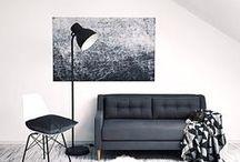 STYLE | Minimal / Minimalistic interiors, decor & design #minimal #walldecor #design #interiordesign