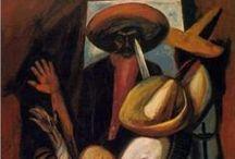 Arte América Latina - Latin America Art / Obras de Arte Latino-americanas
