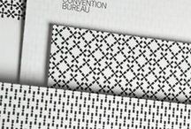 Pattern Design / Different patterns that stand out to me and catch my eye - pattern love in interior design and architecture.