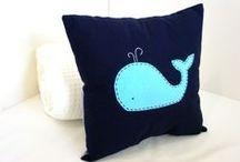 Sewing: Cushions & Pillows / by Kali Berg