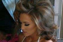 Hair and Makeup / by Caitlin Mary