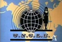 """Open Channel D"" / Man From U.N.C.L.E"