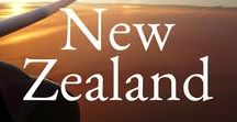 TRAVEL | New Zealand | / One day, I will travel there... after two decades of dreaming about it!