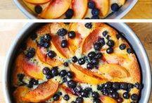 desserts & cookies & breads / by Janet Weiner