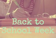 Back to School!  / by Beautyrest