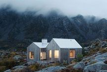 Cabin & Prefabricated Homes / Cabins & prefabricated homes you want to live in!