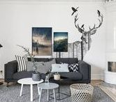 STYLE | Scandinavian / Beautiful inspirational spaces in Scandinavian style!