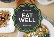 Happy Eats / HomeGoods hand-selects local and imported gourmet ingredients, healthy snacks, café favorites and sweets — all with the savings you crave! Eat Well in our Specialty Foods department, and get yummy recipes right here. / by HomeGoods