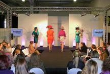 Catwalk / Runway Shows / A few snap shots and professional images of the Shine models working the catwalk. Some at small charity informal events, and some at the largest fashion events in the world.