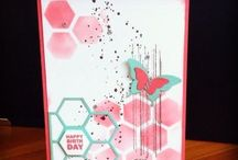 Butterflies - cards and off the page. / SU have a heap of butterflies, punches, big shot supplies and stamp sets. For all your Stampin Up goodies  - current items available to purchase from http://bagsthatone.stampinup.net/