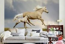 Wall Décor | ANIMALS / Wall murals & posters with animal motives & patterns by PIXERS