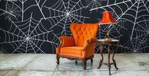 Wall Décor | Halloween / Take a look at our inspirational wall decor pins for Halloween