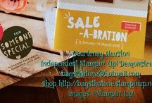 Sale-A-Bration 2015 Occasions Catalogue / Sale-A-Bration 2015 starts 6th January 2015 - find the new goodies in store from then. Check out my page and store at  http://bagsthatone.stampinup.net/