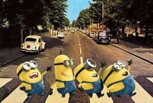 M...m...m...Minions! / Minions, humour